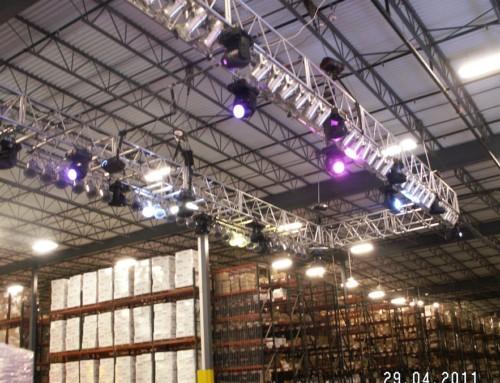 Pars & Moving LED Spots